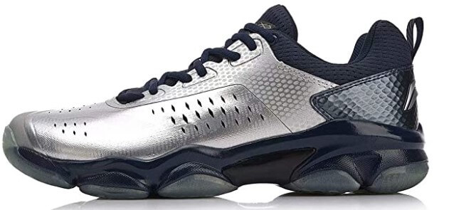 LI-NING Men Badminton Training Sports Shoes Professional Sneakers | footwearguider.com