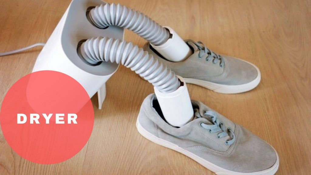dryer best way to dry sneakers by footwearguider.com